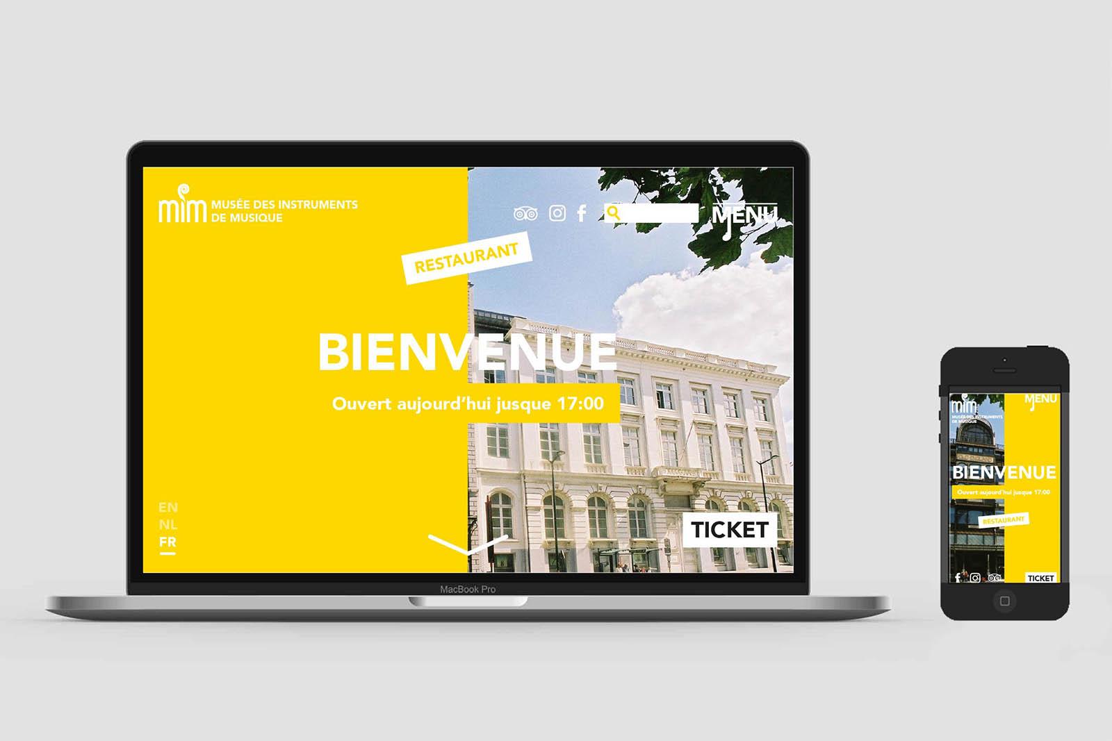 Anaelle Golfier Web Design Bachelor La Cambre Atelier Communication Graphique Visuelle