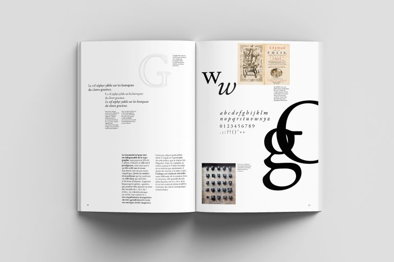 B2 léonie lefère Brochure Bachelor La Cambre Atelier Communication Graphique Visuelle