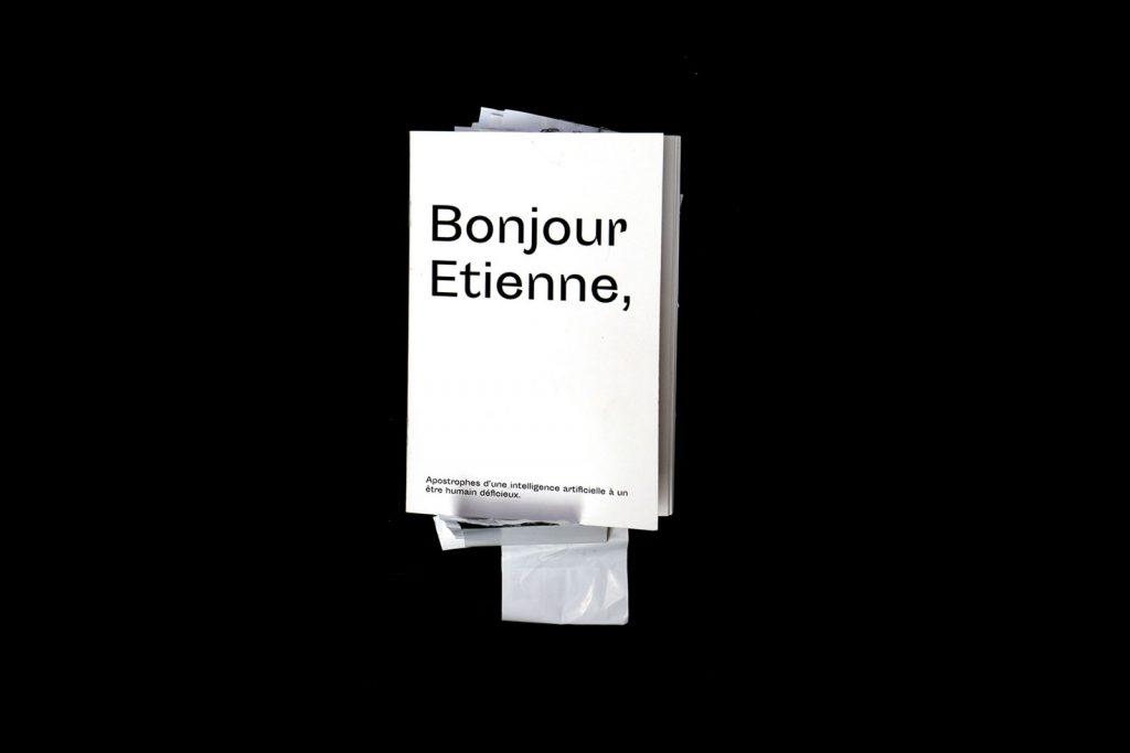 B3 Etienne Martinet Narration Visuelle Bachelor La Cambre Atelier Communication Graphique Visuelle