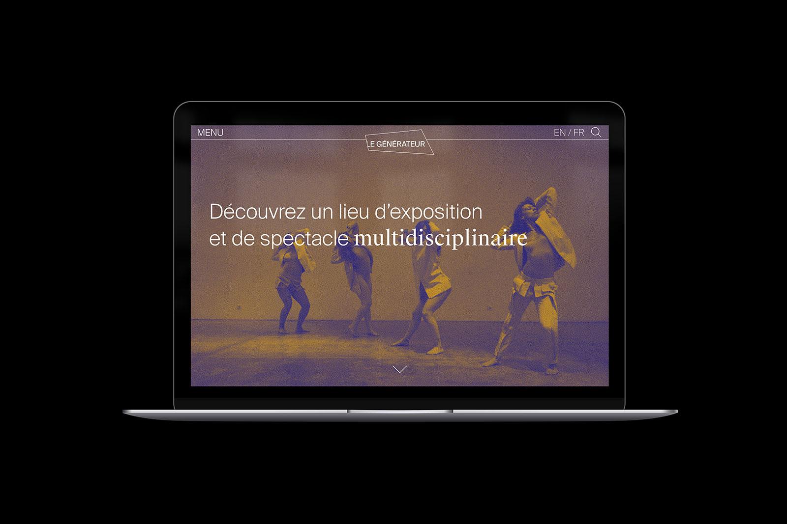 Oscar langenskiold Web Design Bachelor La Cambre Atelier Communication Graphique Visuelle