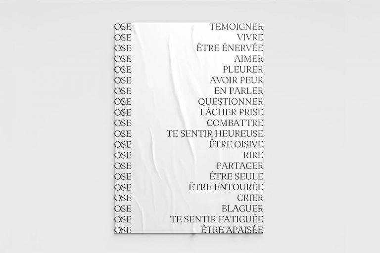 M1 Anaelle Golfier Recherche ULB Master La Cambre Atelier Communication Graphique Visuelle