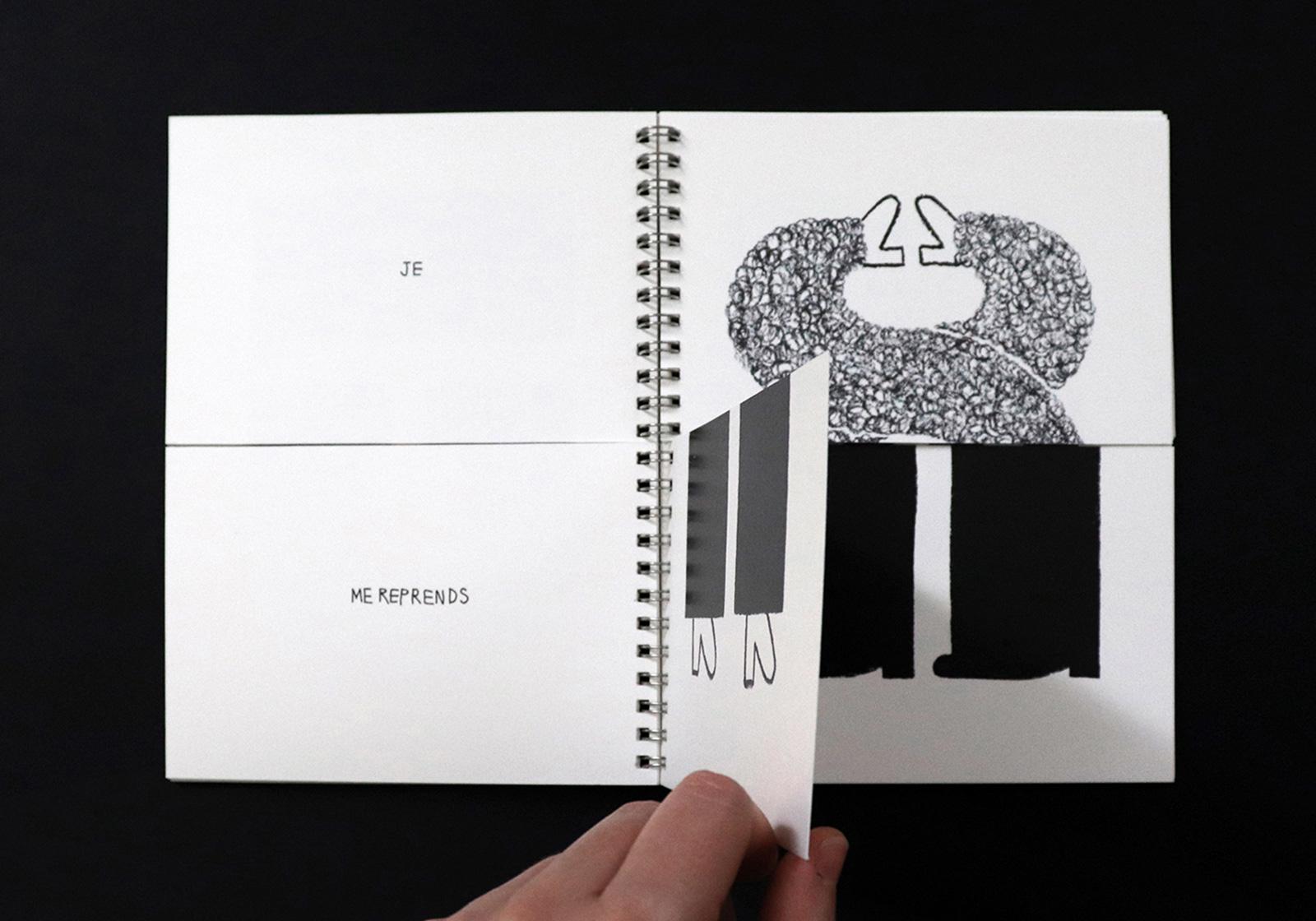 M1 Lucie David CASO Narration Master La Cambre Atelier Communication Graphique Visuelle