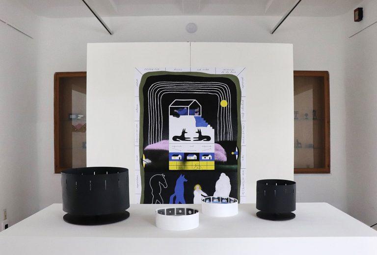 M2 Lucie David Installation Master La Cambre Atelier Communication Graphique Visuelle